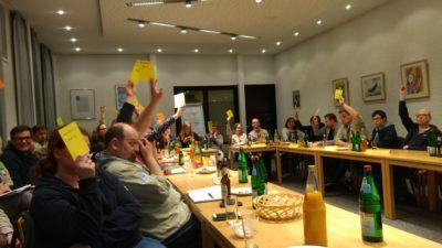 Bezirksversammung 2017 DPSG Paderborn