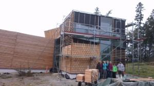 aktueller Baustand